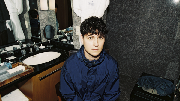 Ezra Koenig of Vampire Weekend, whose new album, Father of the Bride, comes out May 3.