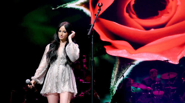 Singer and songwriter Kacey Musgraves, performing in Nashville on April 1.