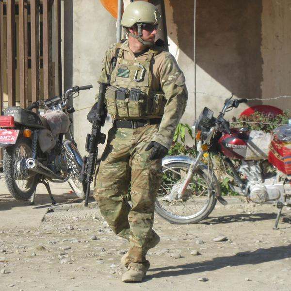 PSY-OPS Team Member Anthony Norris Serving in The Middle East