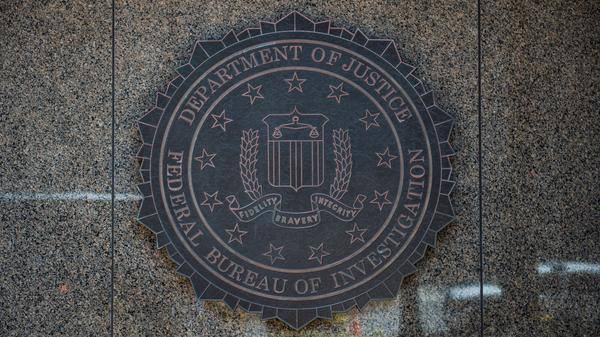 The J. Edgar Hoover Building of the Federal Bureau of Investigation seen on April 3. Prosecutors charged 24 people in an alleged scheme to defraud Medicare
