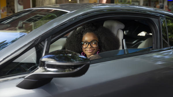 Marsai Martin stars as little Jordan Sanders in <em>Little</em>, a wrong-body comedy inspired by the 1988 Tom Hanks film <em>Big.</em>