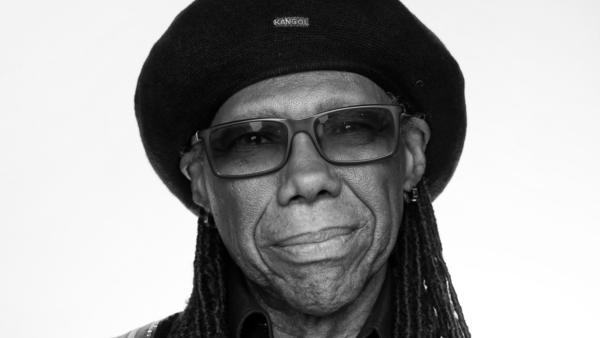 Nile Rodgers, photographed in November 2018 in London.