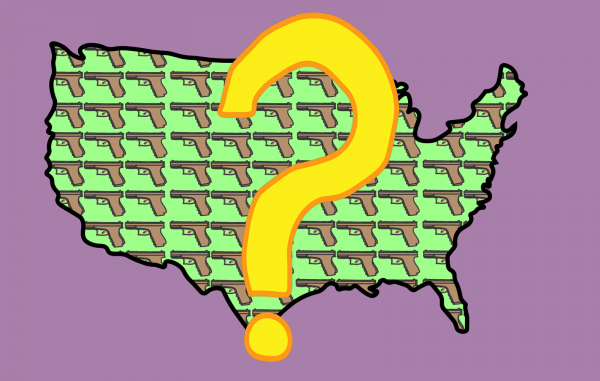 Researchers are trying to understand gun ownership numbers in the United States, but without official data, researchers had to find a proxy.