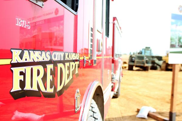 On Saturday, officials of the Unified Government of Wyandotte County and Kansas City, Kansas broke ground on the first new fire station in the county in 18 years.