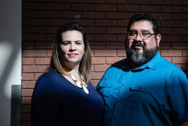 Liz and Jeremiah Peña are educators in Birdville ISD in Haltom City and last year they estimated they paid over $11,000 in health insurance premiums alone.