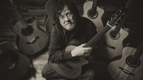 Hear folk guitarist Al Petteway on this week's <em>The Thistle & Shamrock</em>.