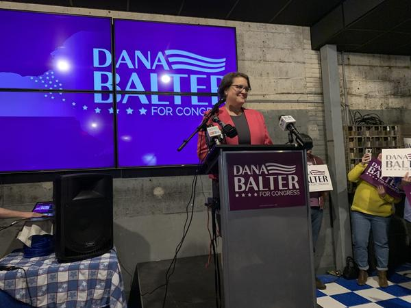 Democrat Dana Balter is hoping to unseat Rep. John Katko (R-Camillus) in 2020. Balter lost to Katko last year in a close race