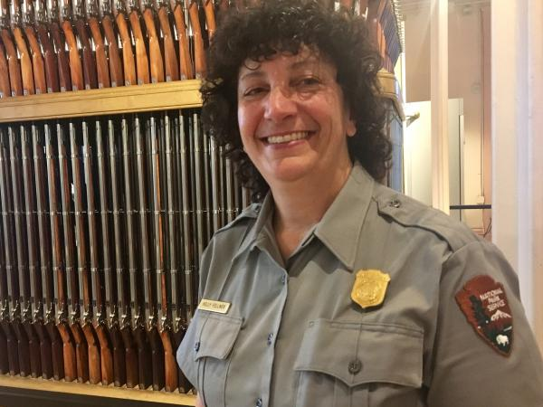 Kelly Fellner is the superintendent of Springfield Armory National Historic Site and Coltsville National Historical Park.