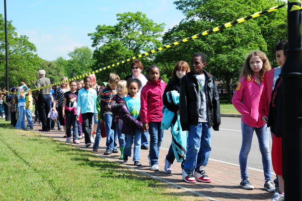 The Michigan State Police recently awarded $25 million in school safety grants to districts across the state.