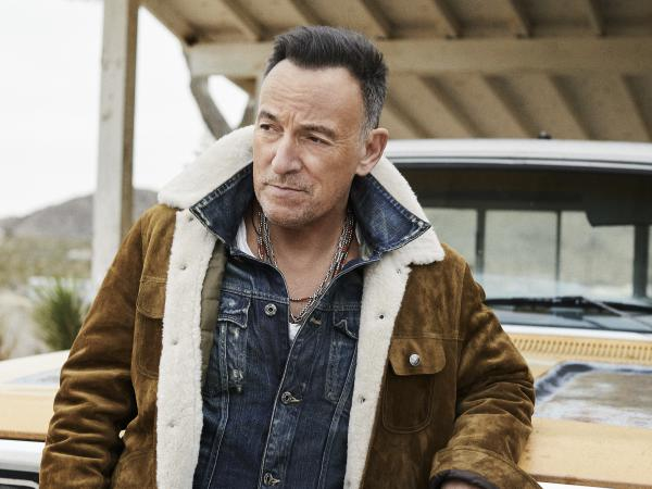 Bruce Springsteen's first new studio album in five years will be called <em>Western Stars.</em>