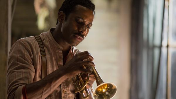 """Gary Carr stars as Charles """"Buddy"""" Bolden in the jazz biopic <em>Bolden: Where The Music Began, </em>in theaters Friday."""