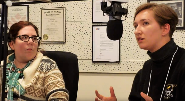 Steph Whiteside and Sarah Jesmer discuss the questions they still have regarding cannabis in Illinois.
