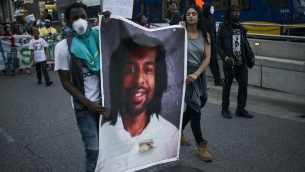 The mother of Philando Castile has given an $8,000 gift to a Minnesota high school to alleviate school lunch debt. Castile, a school cafeteria supervisor, was fatally shot by a police officer during a traffic stop.