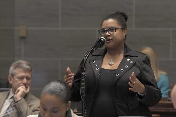 State Rep. Maria Chappelle-Nadal, D-University City