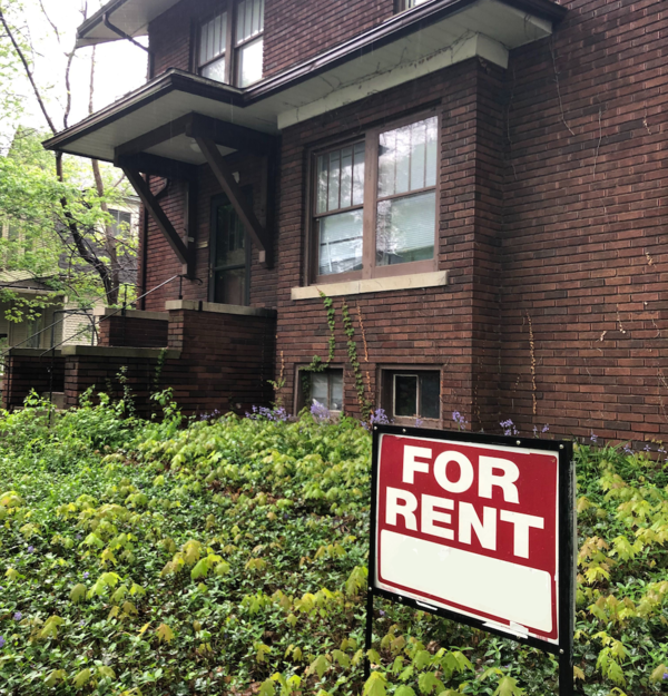 House for rent in Champaign