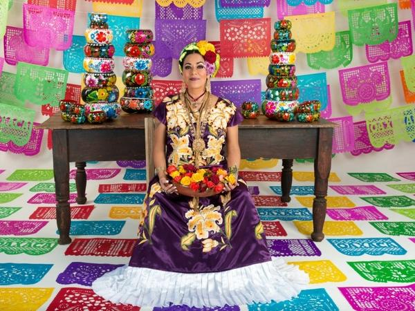Lila Downs celebrates the chile on her new album.