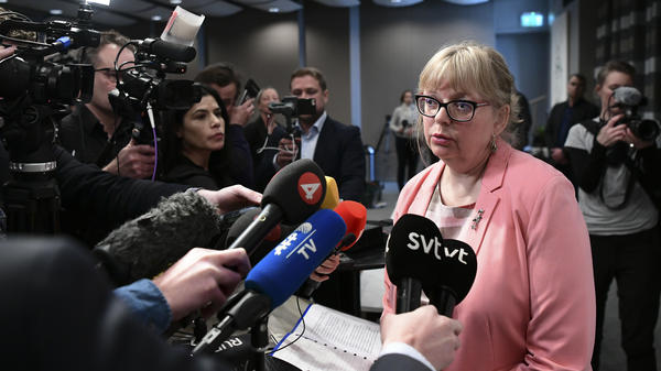 State prosecutor Eva-Marie Persson announced Monday that Sweden is reopening its investigation of Julian Assange over rape allegations from 2010.