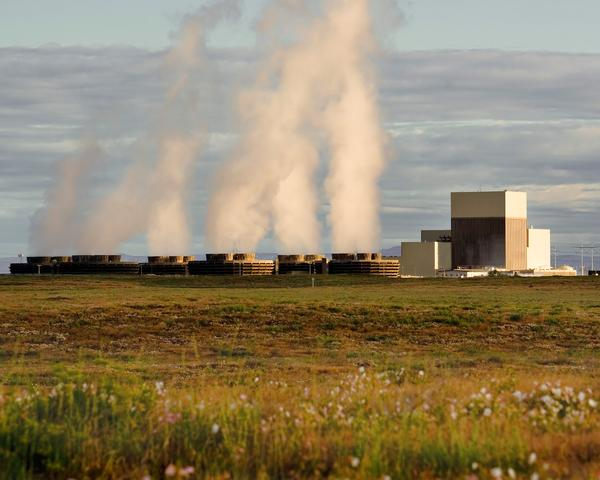 The Columbia Generating Station is the Northwest's only nuclear plant, located outside of Richland, Washington.
