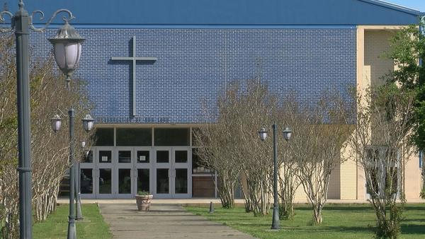 Resurrection of Our Lord school in New Orleans East has 94 percent voucher students.