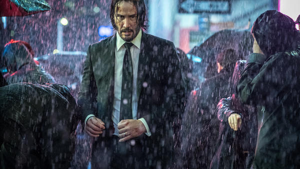 Keanu Reeves is back in the over the top <em>John Wick: Chapter 3 - Parabellum. </em>