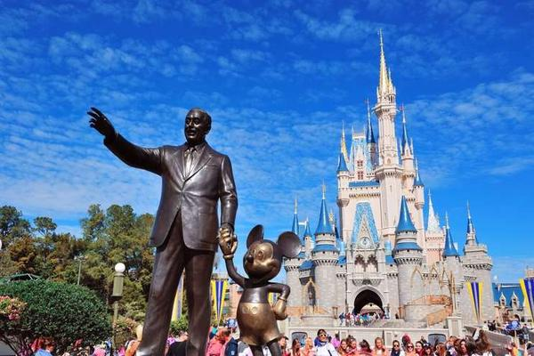 Disney properties in Orlando are still attracting a significant numbers of tourists to the state.