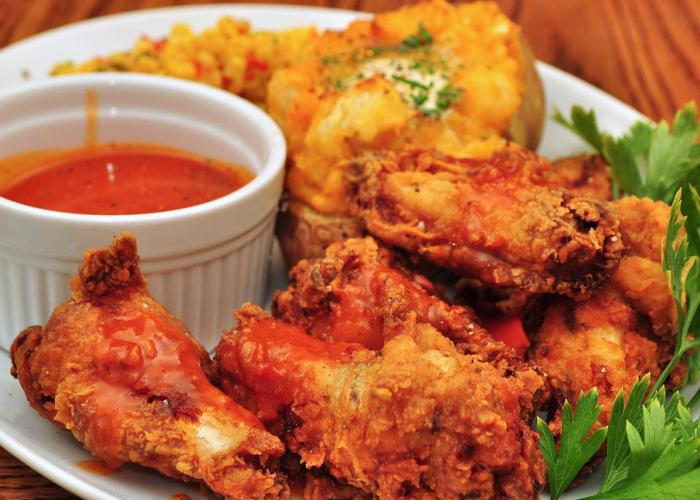 Ukrainian Comfort Dish Chicken Kiev Claims French Parentage