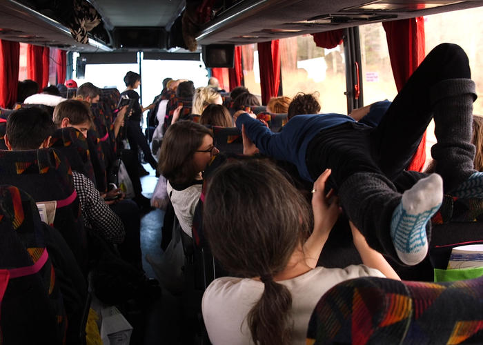 A Discussion on Public Bus Discomforts
