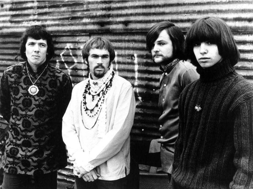 Iron Butterfly Stretches Its Wings On Fillmore East 90