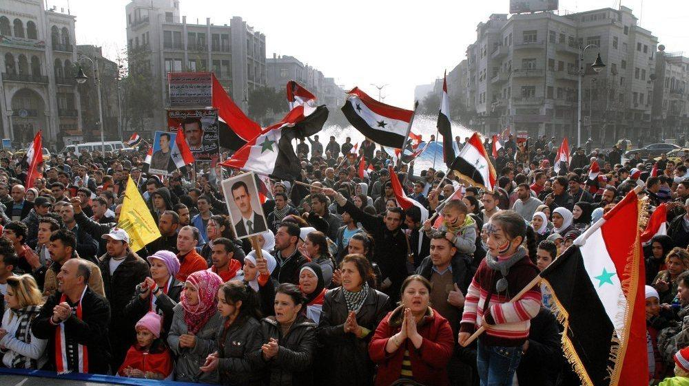 Syrian Uprising Raises The Specter Of Sectarian War Upr