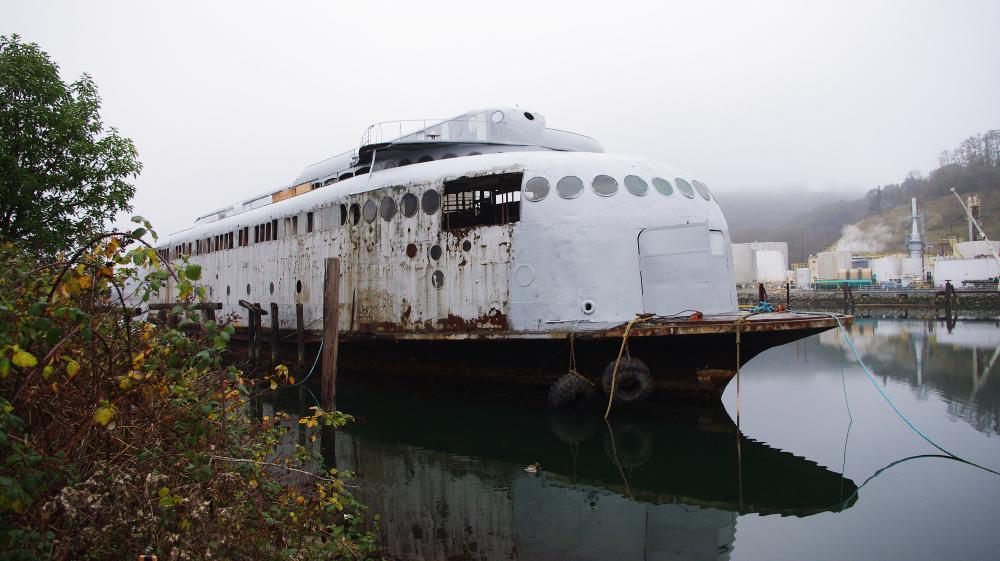 Sinking Ship? Saving The Historic Kalakala Ferry   SDPB Radio