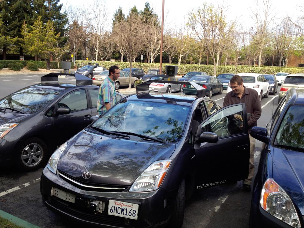 """google driverless car project This project or subject material has not been used in another class by me or  a  piece of legislation """"that allows driverless cars to operate on the state's roads."""