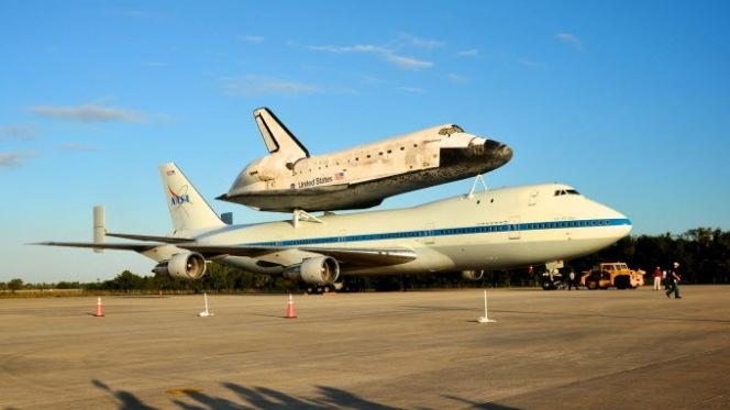 space shuttle discovery location - photo #49