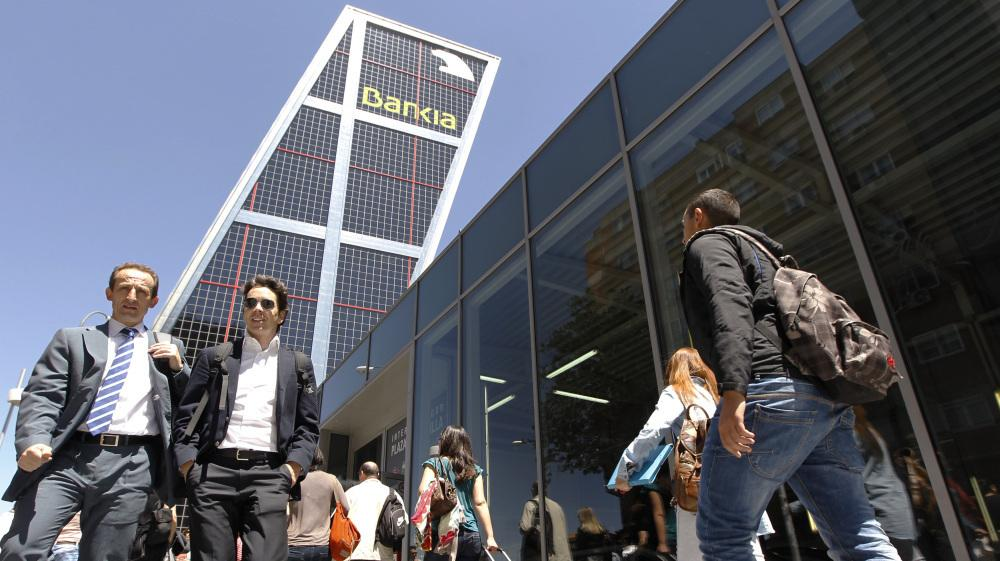 Trying To Avoid Bailout, Spain Takes On Ailing Banks ...