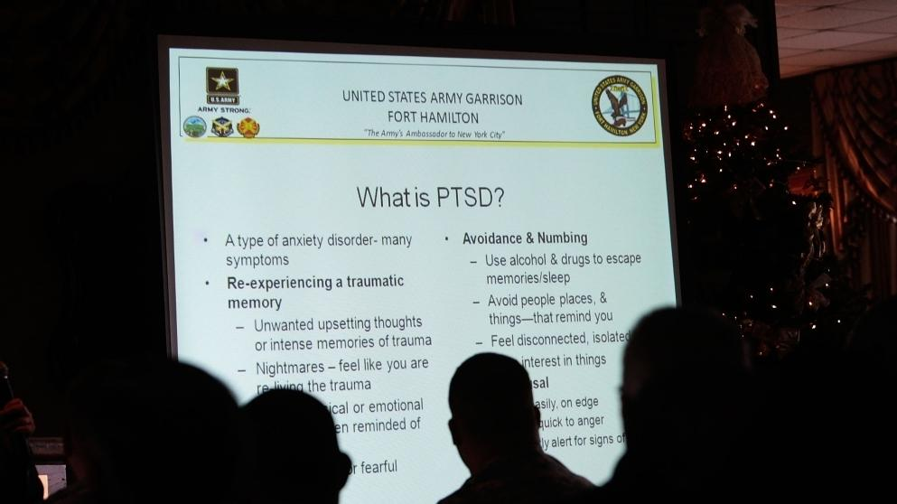 post traumatic stress syndrome in military personnel essay Resources for military veterans  and their families facing post traumatic stress disorder  treatment for our nation's military personnel who have served in iraq.