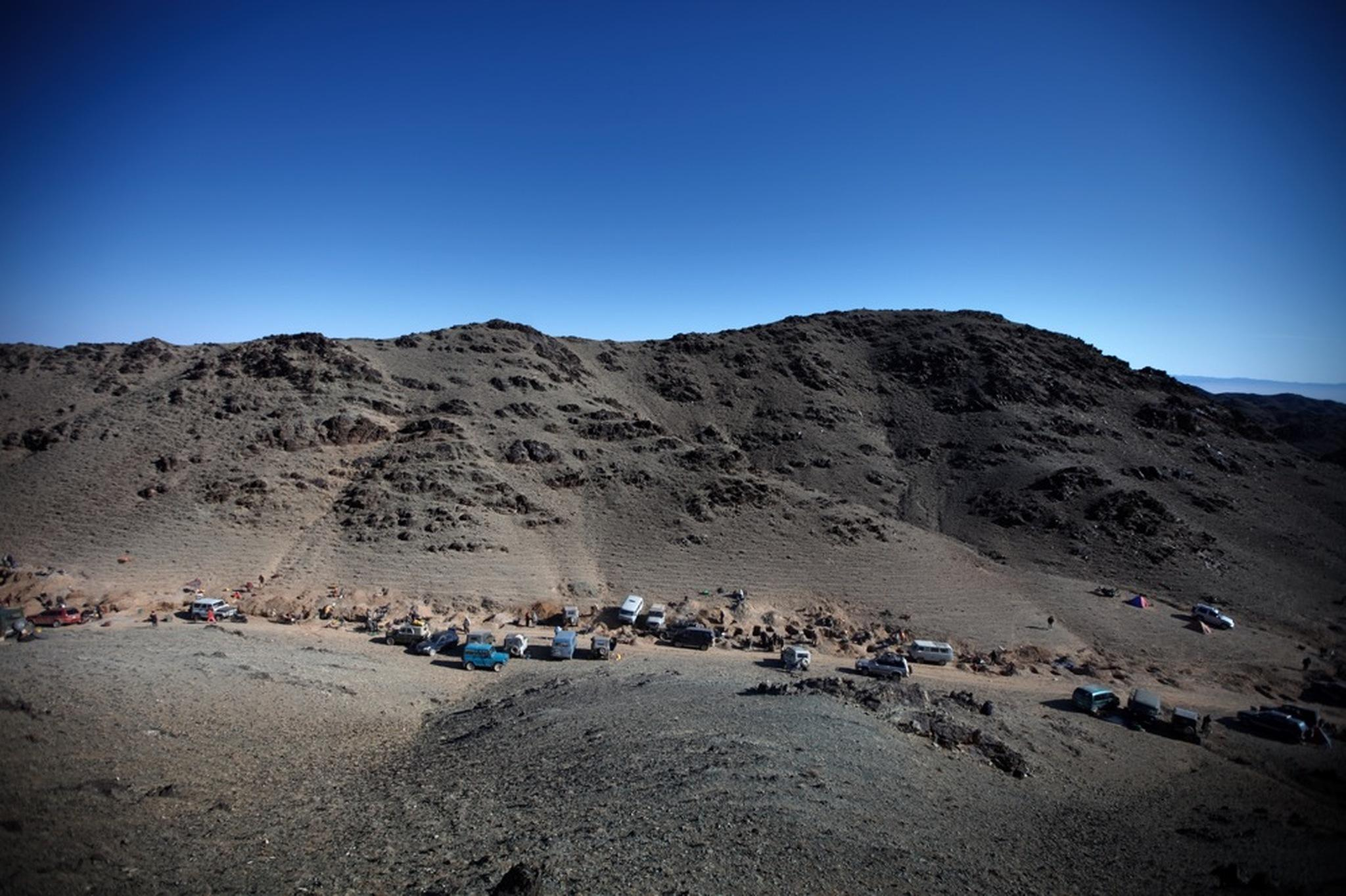 ns scramble for a share of mining wealth kera news some ns who can t work the mines are striking out on their own as has this group of gold prospectors who line a valley in the south gobi