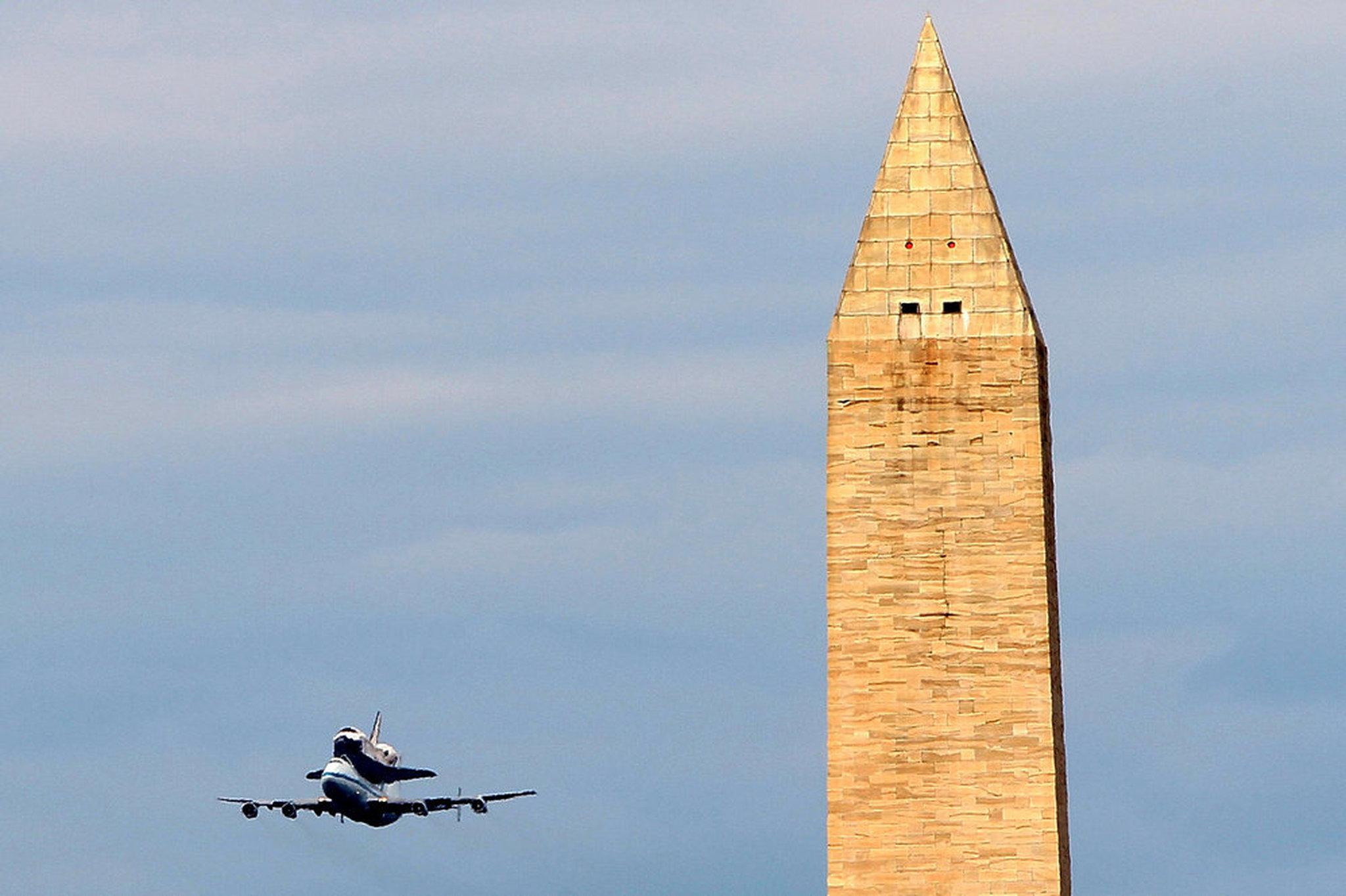 Space Shuttle Discovery Is On Its Last Flight | KCUR