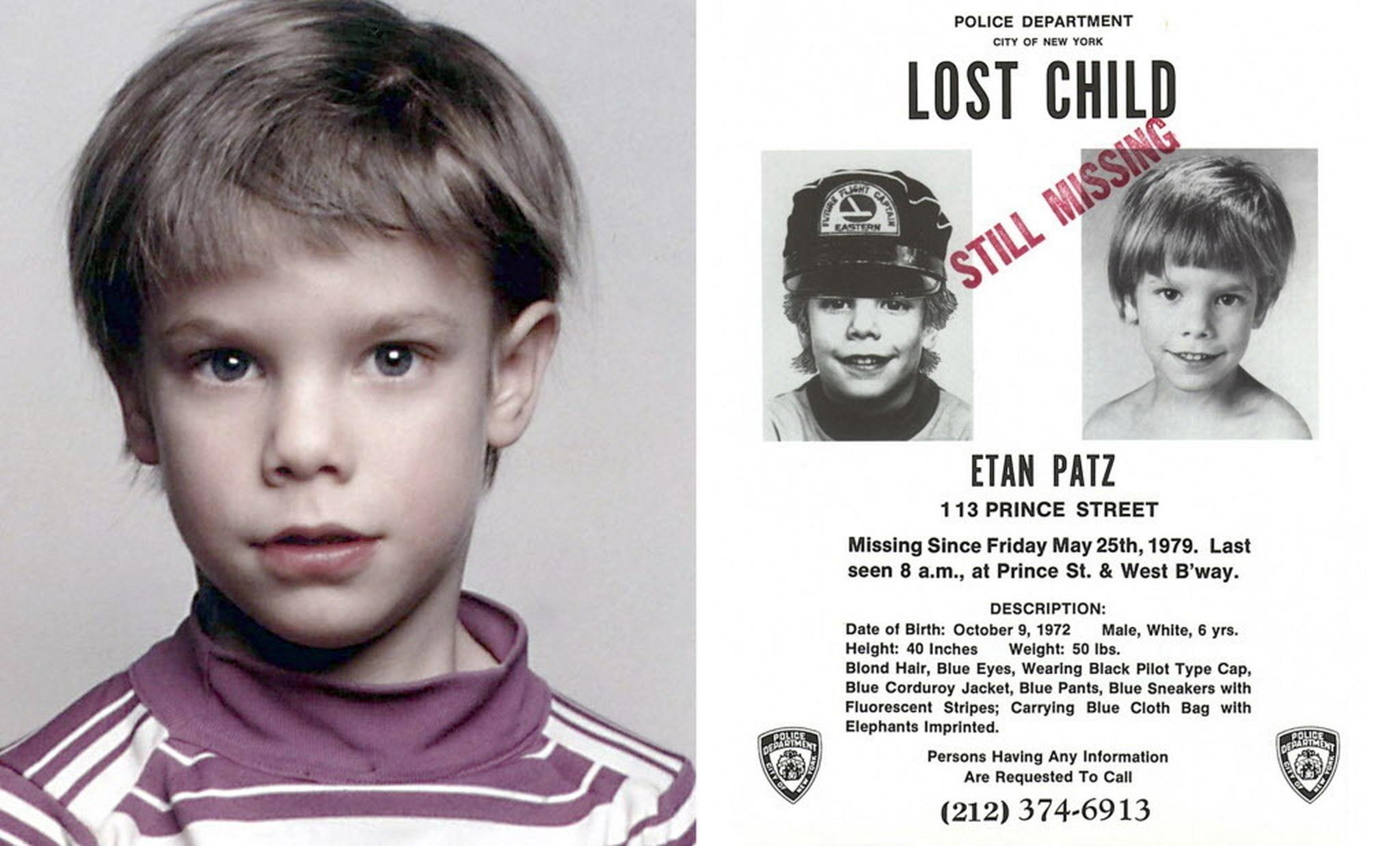 Arrest Made in the Etan Patz Missing Child Case 33 Years Later forecasting