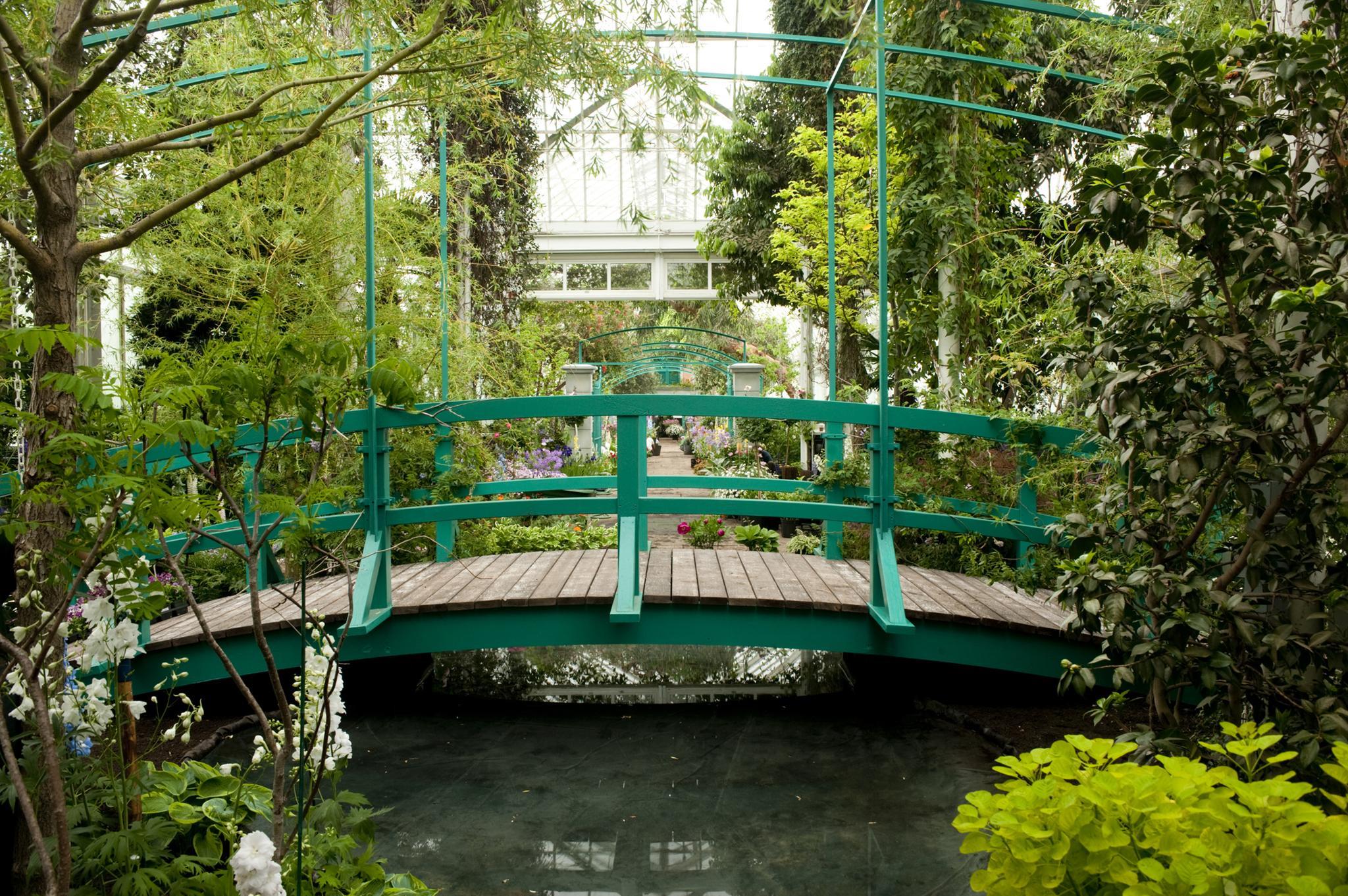 Monets Green Thumb How Art Grew From A Garden WWNO
