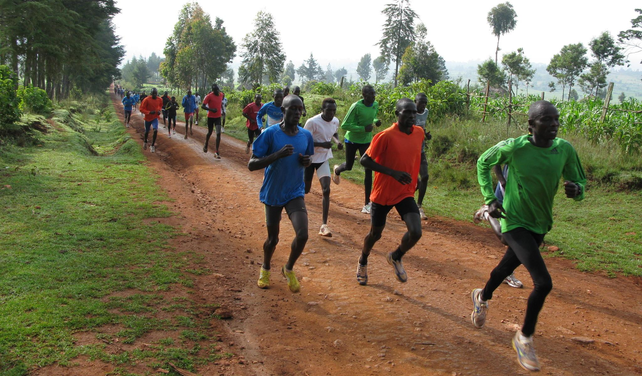 Running with the Kenyans: A chase with the Hash House Harriers