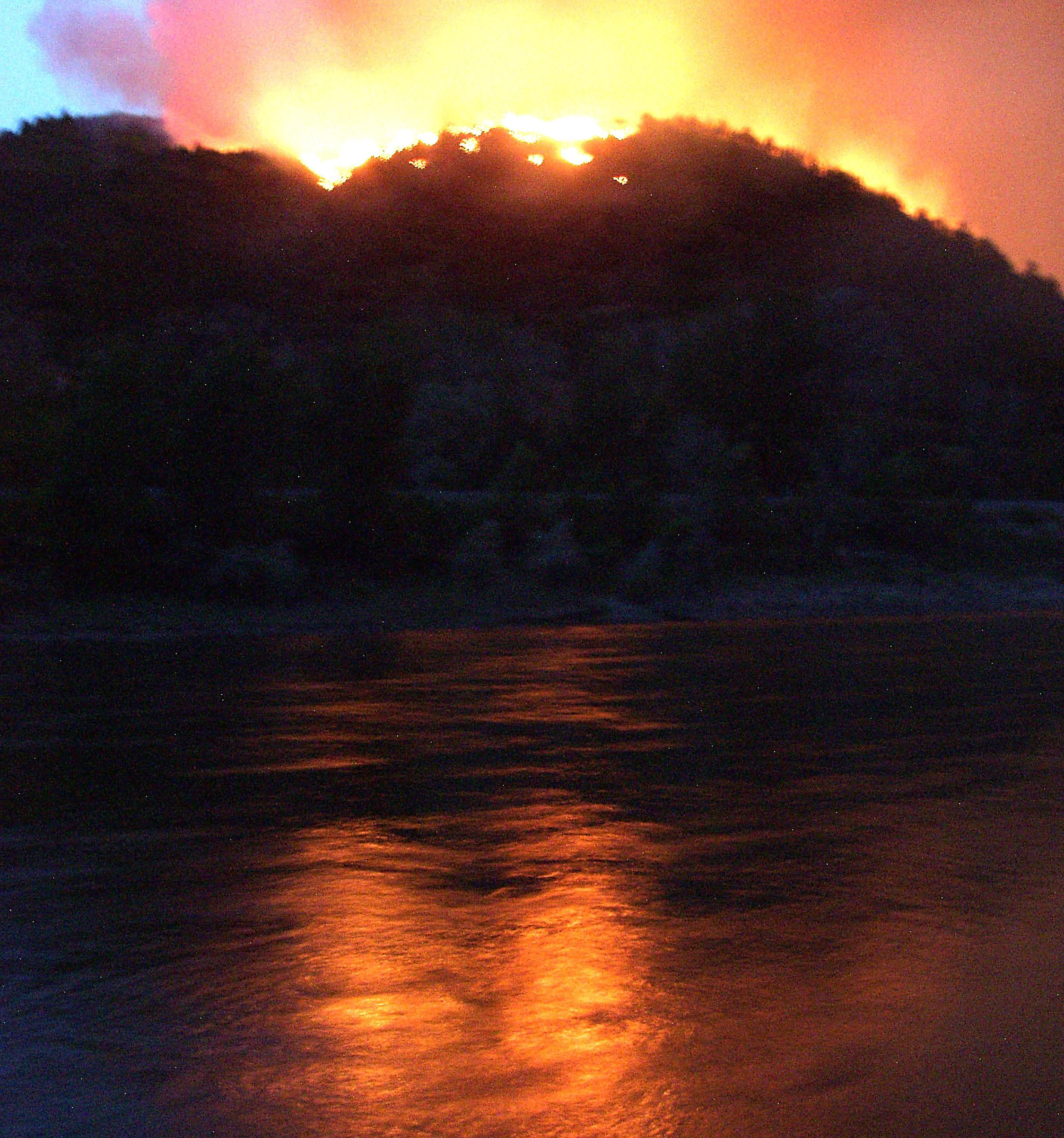 Wildfires Have Burned Nearly 7 Million Acres So Far, Up 6