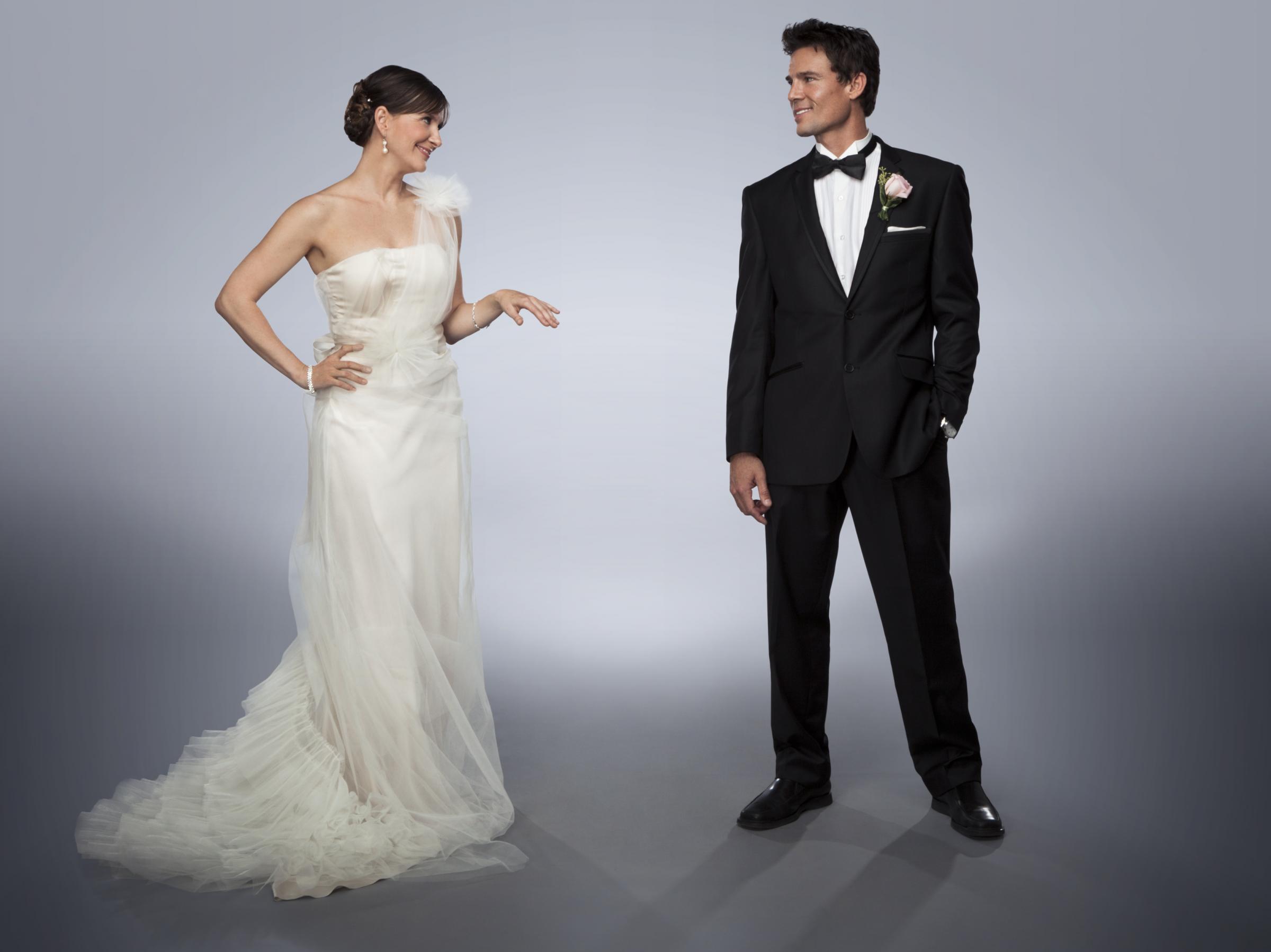 I married who