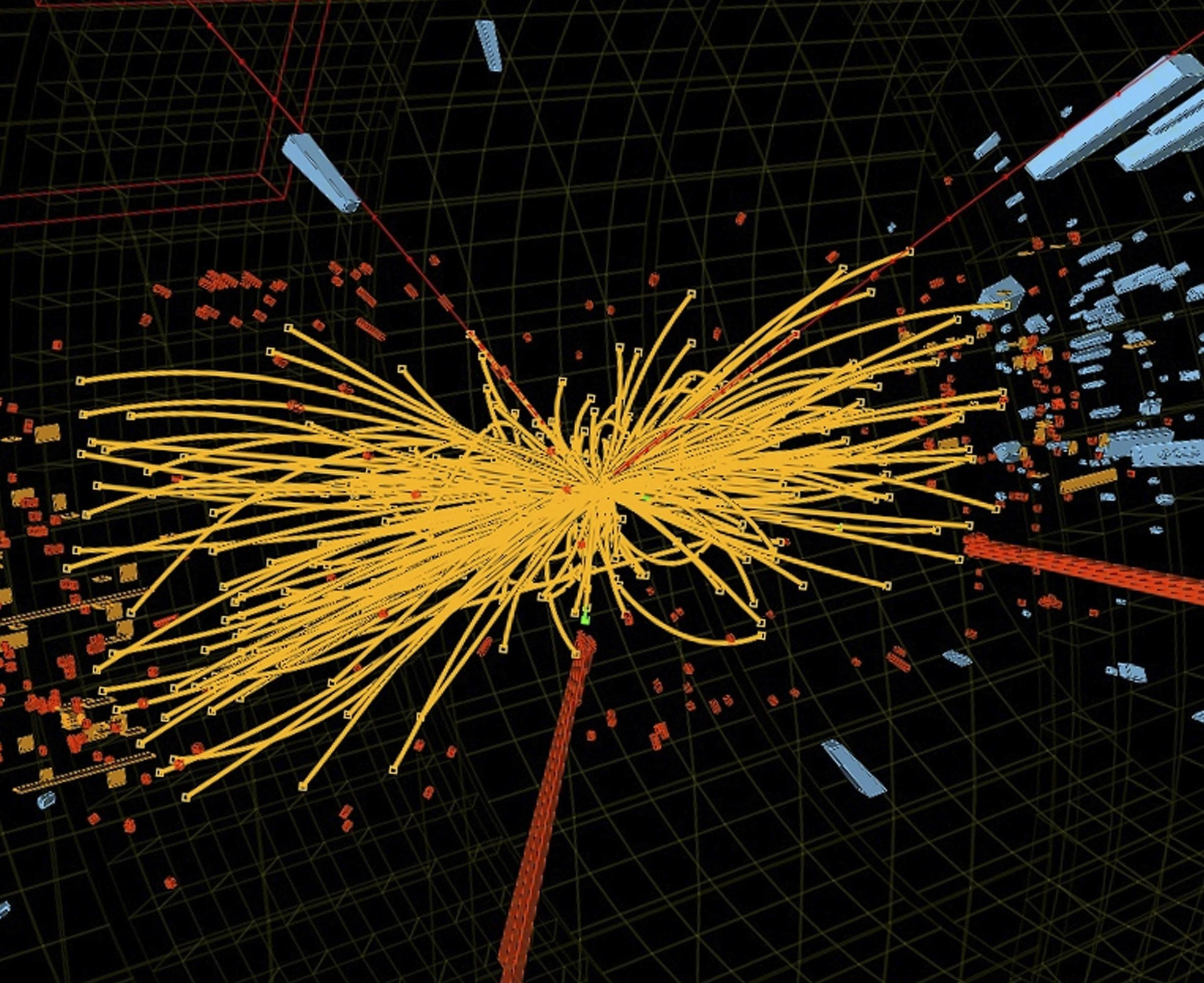 Gallery: Search for the Higgs Boson - Live Science
