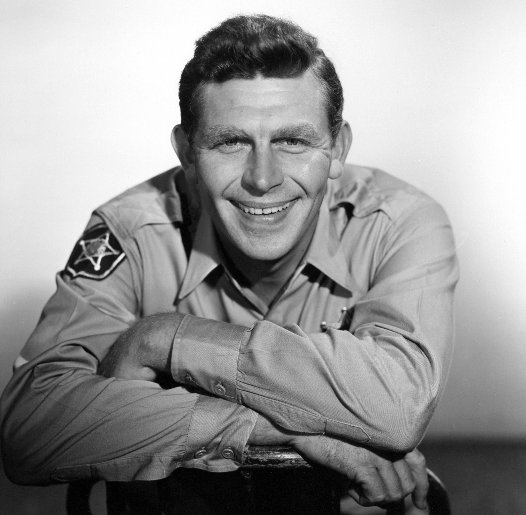 Andy Griffith Dies Was Tv S Sheriff Taylor And Matlock