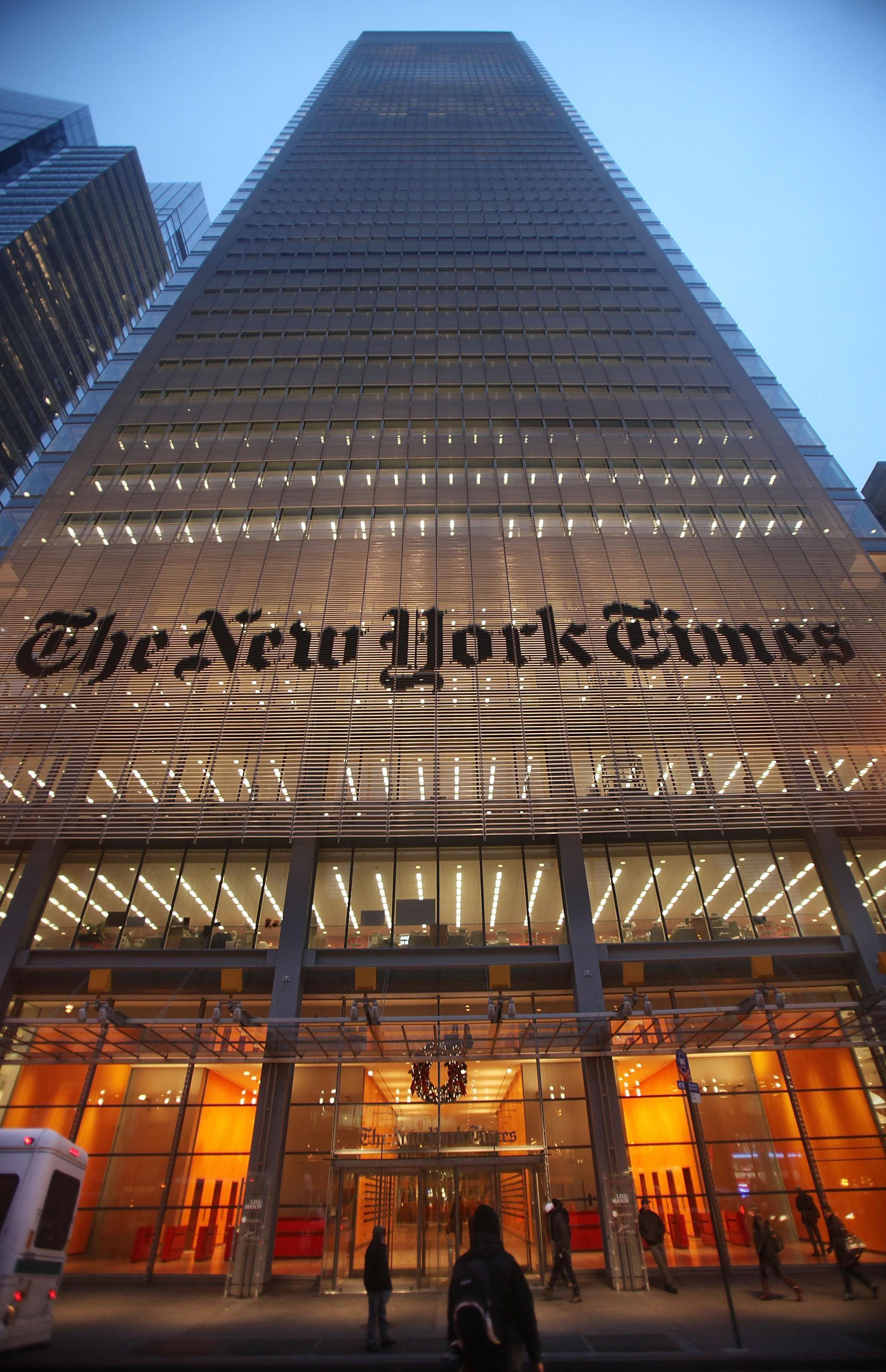 Book News: New Editor Named At 'New York Times Book Review ...