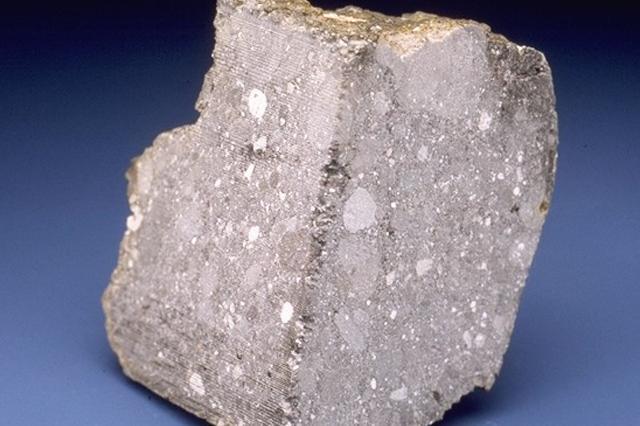 Origin of 39 mercury 39 meteorite still puzzles scientists for Minerals found in soil