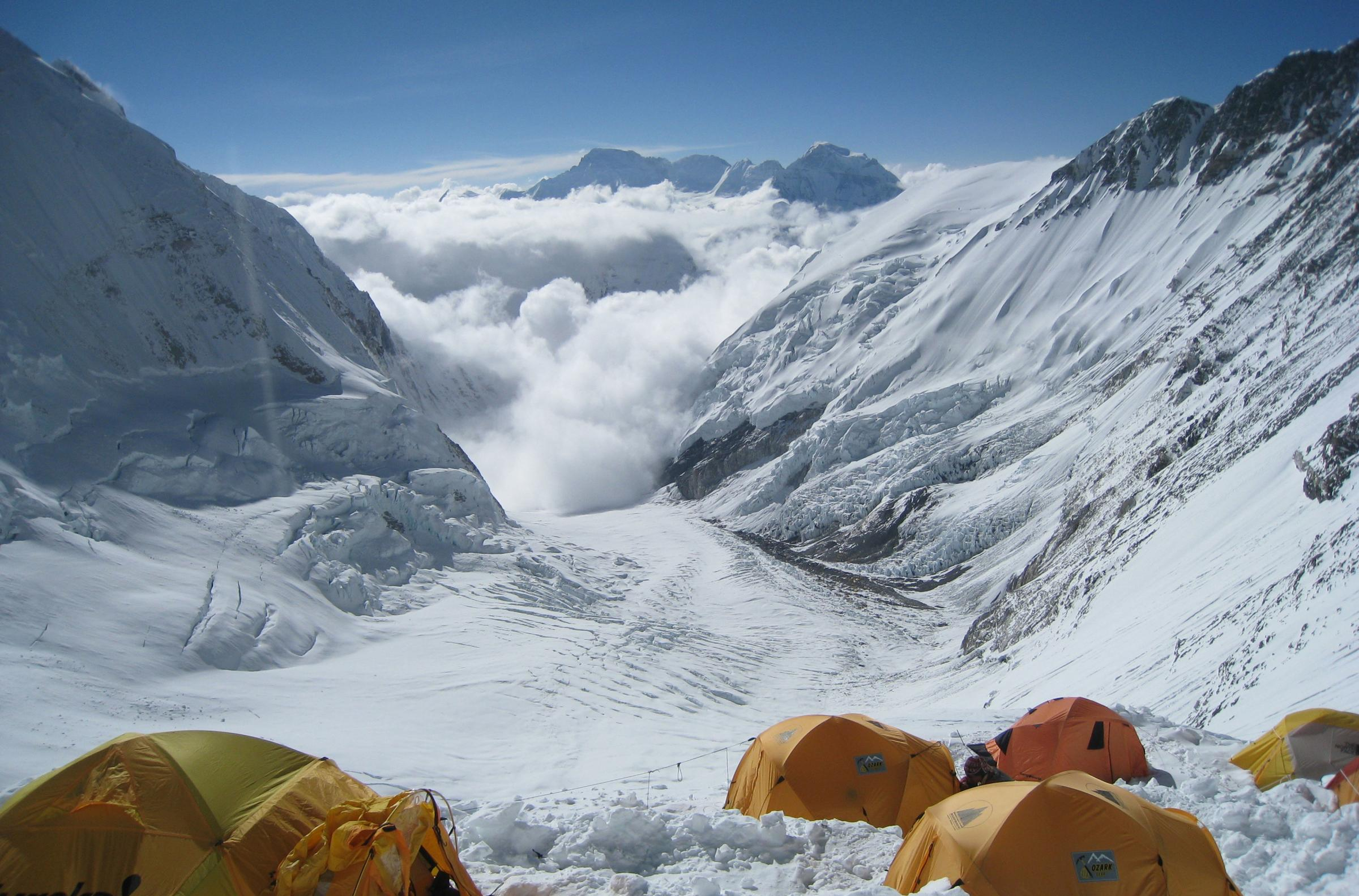 High On Mount Everest, Climbers Clash With Sherpas   KUOW News and Information