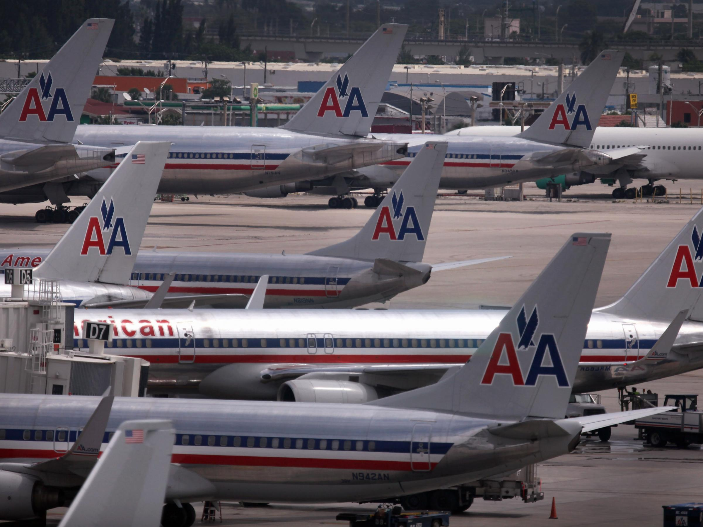write american airlines