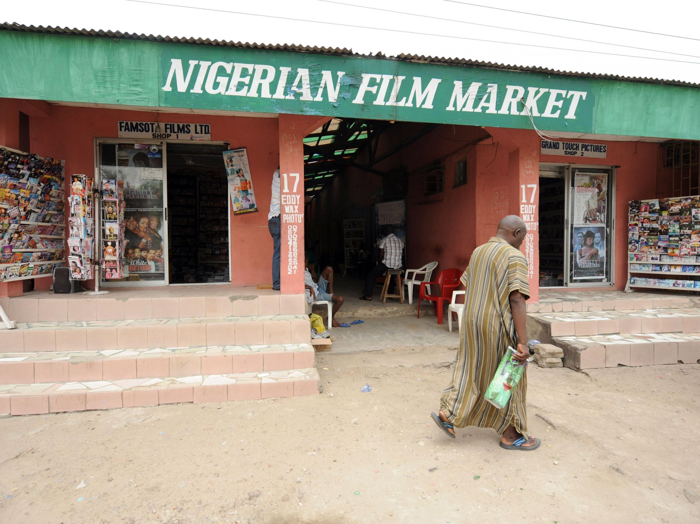 Hooray For Nollywood: Nigerian Distributor Casts Wide Net ...