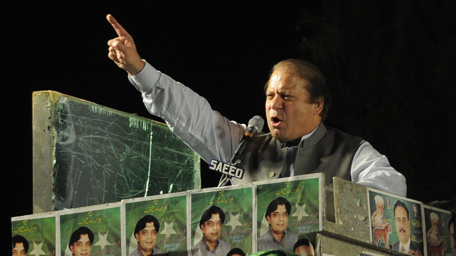 challenges for nawaz sharif government Yemeni government in peace offensive  husband to challenge verdict, sharif lands in 'b' class jail  nawaz sharif and his political heir maryam were arrested at the lahore airport late .