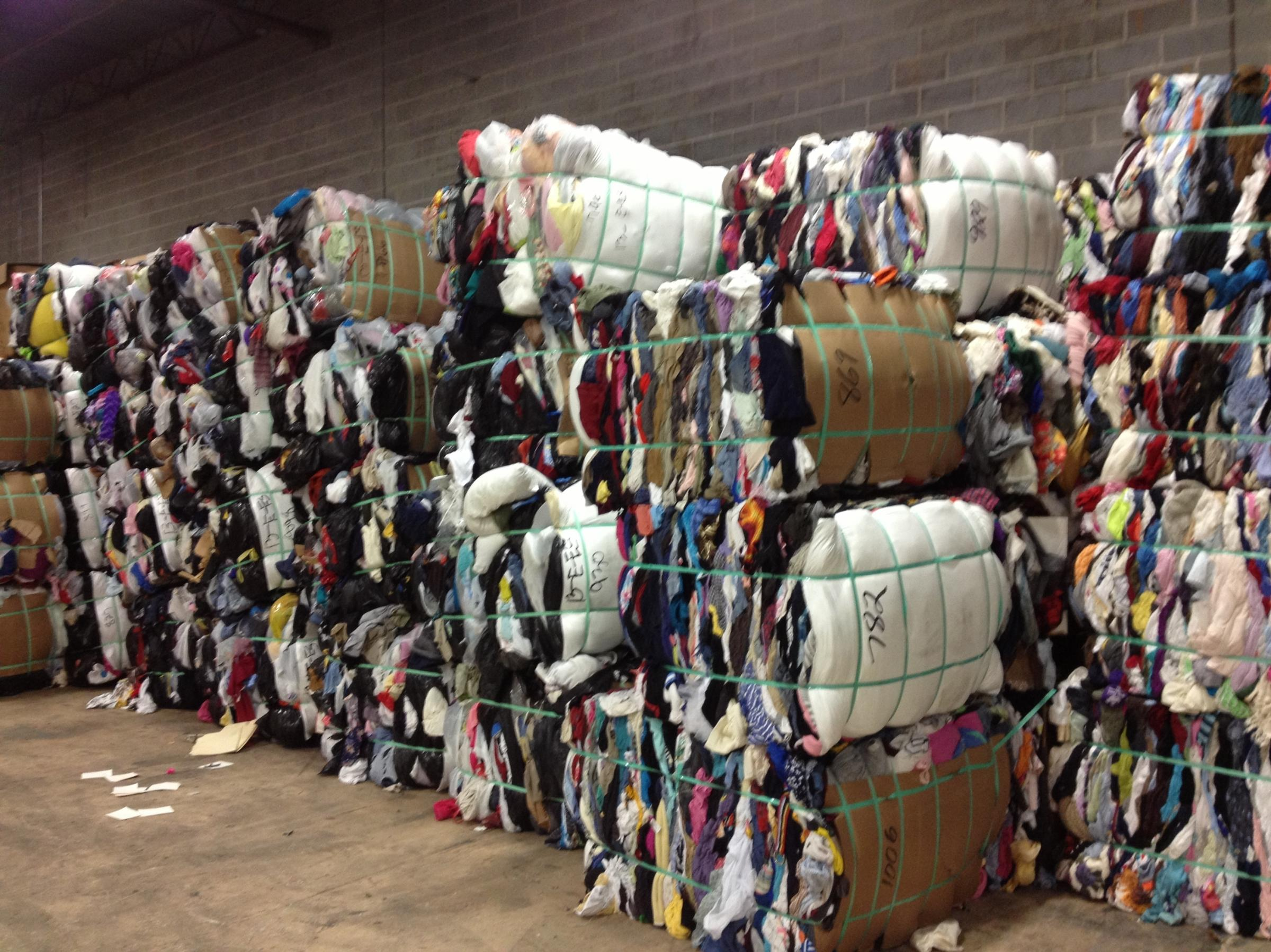 Used Designer Clothing Baltimore Bales of used clothing are